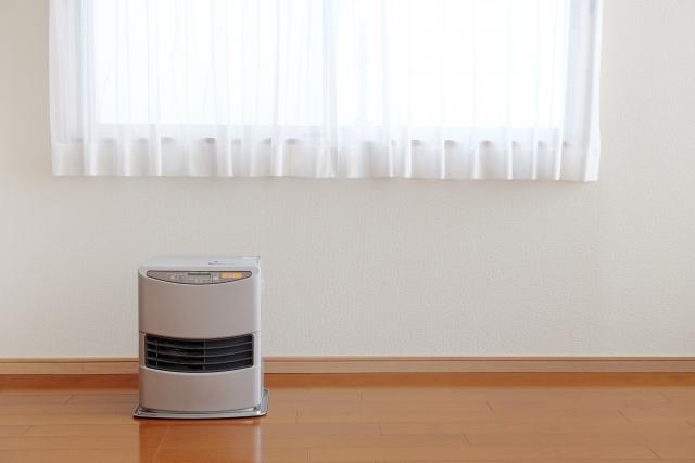 冬場に暖房をかけた時のガス代、電気代、石油ファンヒーターの料金の違い